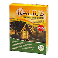 Биопрепарат Kalius для выгребных ям 200 грамм