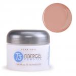 Гель Star Nail T3 Fibergel Opaque Rose Nude 1293