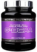 Аминокислоты G-BCAA (250 caps) Scitec Nutrition