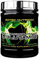 Аминокислота L-Glutamine (300 g) Scitec Nutrition