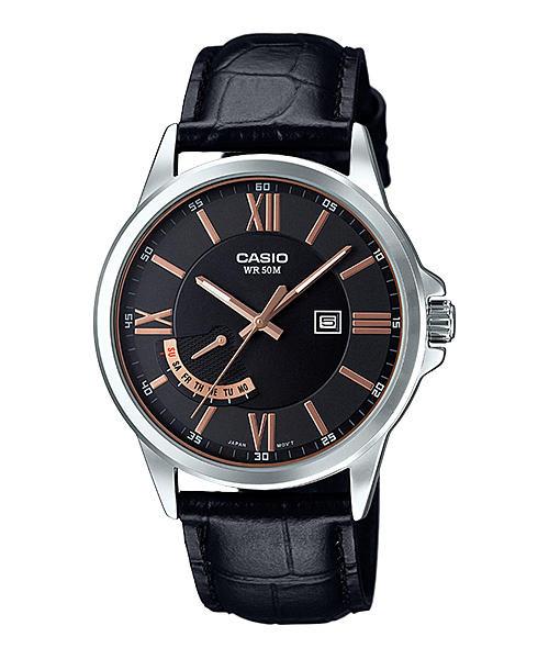 Мужские часы Casio MTP-E125L-1A