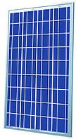 Cолнечная батарея (панель) 100Вт, poly KDM Solar