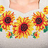 Вышитое платье в украинском стиле Солнечное, фото 5