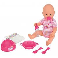 Пупс New Born Baby 38 см Simba 5032533