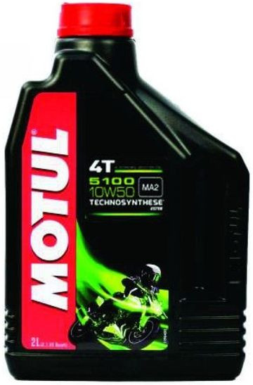 Масло MOTUL 5100 4T 10W-50 2л (104075)