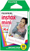 FUJI Colorfilm Instax Mini Glossy