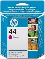 Картридж струйный для принтера HP 44 magenta 51644ME