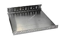 Профиль цокольный (стартовый) алюминиевый 153 мм