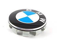 Центральный колпачок ступицы литого диска BMW