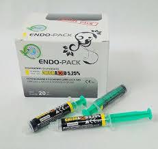 Эндошприц 5мл (Dispenser), эндодонтический шприц с соединением luer-lock