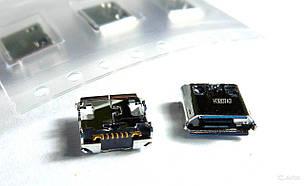 Разъём microUSB для телефона Samsung 3722-003115