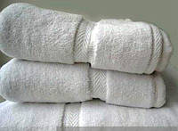 Полотенца для гостиниц. Белые полотенца (Турция)