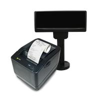Фискальный регистратор MG-T808TL (Фискальный регистратор+блок питания+дисплей покупателя)