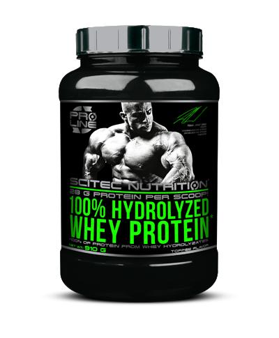 Протеин 100% Hydrolyzed Whey Protein (910g )