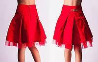 Школьная юбка, юбка для девочек в разных цветах