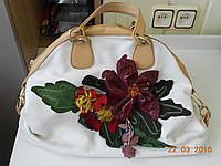 Летняя сумка с букетом, фото 1