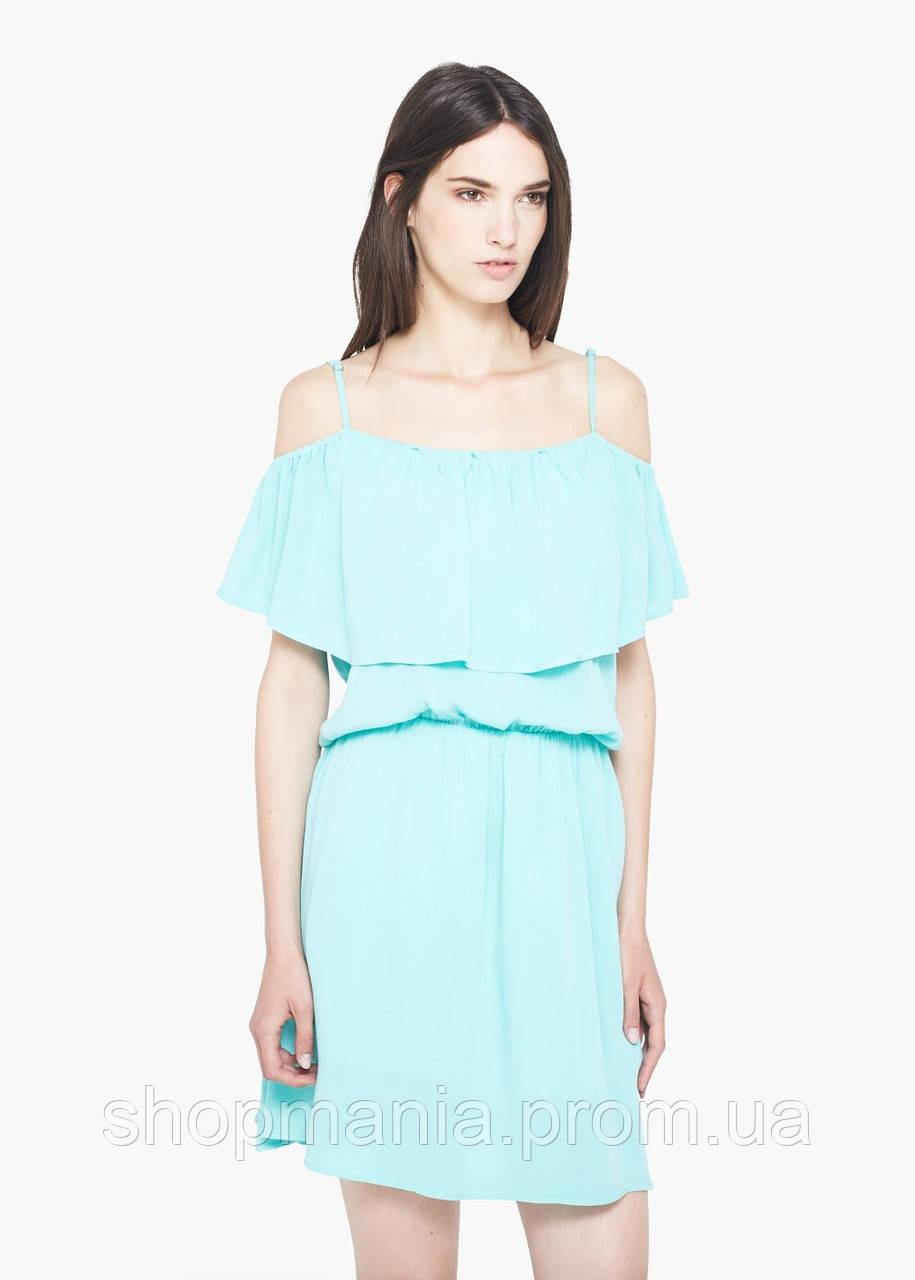 Платья цвета манго