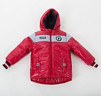 Детская зимняя модная куртка аналог Benetton ,2р,3р