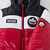 Детская зимняя модная куртка аналог Benetton , Бенеттон от отечественного производителя, фото 3
