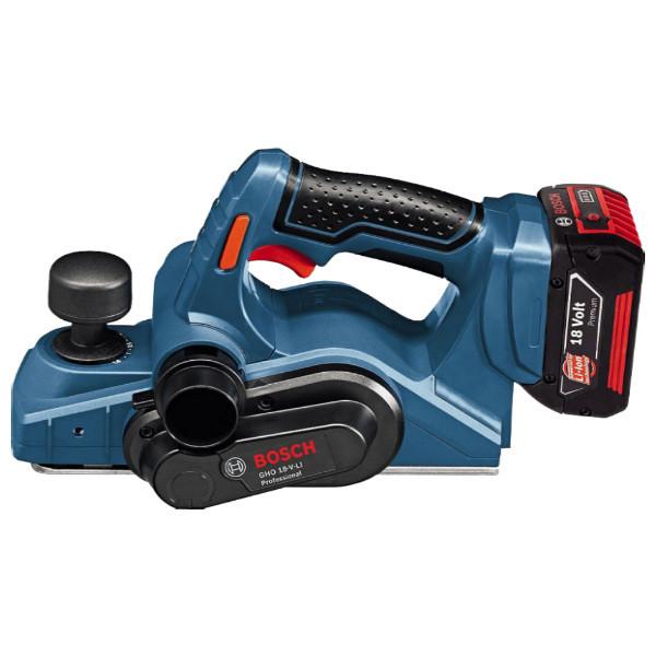 Аккумуляторный рубанок Bosch GHO 18 V-LI, 06015A0300