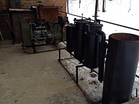Газогенераторна установка ГГУ-5