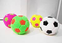 Мячик попрыгунчик с шипами