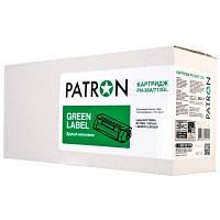 Patron HP LJ CB436A/CANON 713 GREEN Label (PN-36A/713GL)