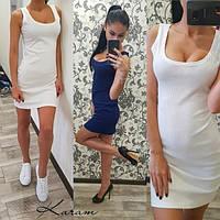 Женское платье повседневное а-40387