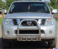Кенгурятник на Nissan Pathfinder (c 2005---) Ниссан Патфиндер PRS