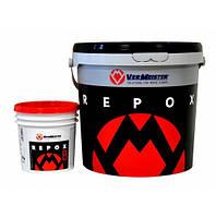 Паркетный клей двухкомпонентный  Repox 10кг