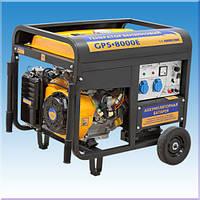 Генератор бензиновый Sadko GPS-8000E (6,5 кВт)