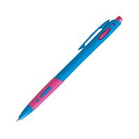 Ручка Zibi шариковая автомат 0.7мм синяя (ZB.2101-01)