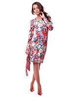 Шикарное женское платье