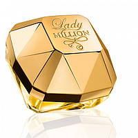 Женская парфюмированная вода  Paco Rabanne Lady Million (Пако Рабанн Леди Миллион) 100 мл