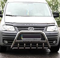 Кенгурятник WT на Volkswagen Caddy (2004-2016) Фольксваген Кадди PRS