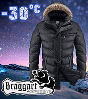Тёплая комфортная куртка