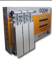 Биметаллический радиатор Ocean 350/80 Турция, фото 1