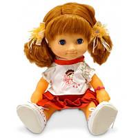 Говорящая кукла Оля 40 см (блондинка)