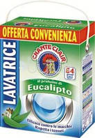 Порошок д/стирки - Chante Clair Lavatrice AL Profumo DI Eucalipto 3,672 kg - /54/