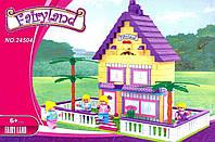 """Конструктор аналог LEGO Ausini """"Страна Чудес"""" """"Загородный дом"""", 274 детали"""