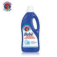 Присадка дезинфицирующая д/стирки дет.ткани - Chante Clair Bebe' Additivo, 1000 ml.