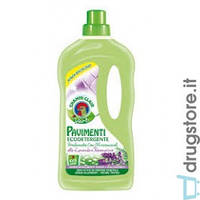 Чистящее средство для митья пола - Chante Clair Sgrassatore GrSuperfici Vert, 1000 ml.