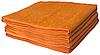 Набор махровых полотенец 40х70-10шт. LOTUS  Basic оранжевое