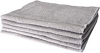Набор махровых полотенец 40х70-10шт. LOTUS Basic серое