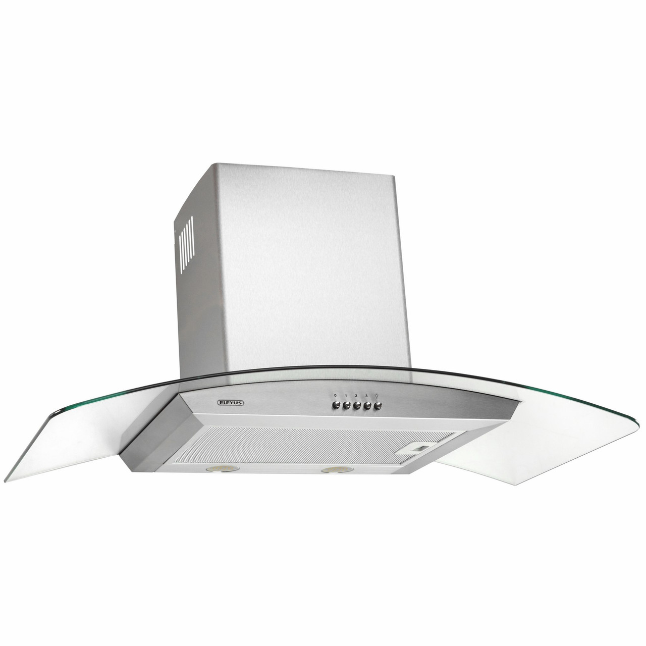 Витяжка кухонна ELEYUS Optima 750 LED SMD 90 M IS + Безкоштовна доставка!