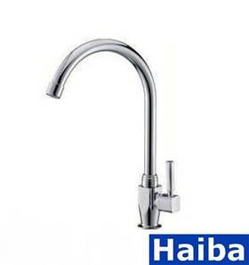 Смеситель на одну воду HAIBA MONO-01