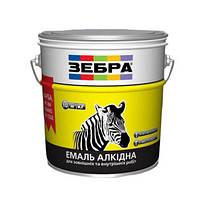 Зебра эмаль темно-вишневая 2,8 кг