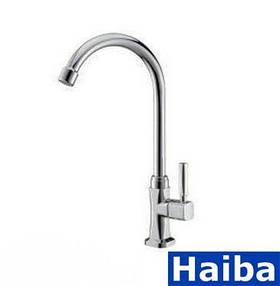 Смеситель на одну воду HAIBA MONO-02