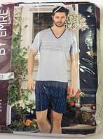 Мужская пижама шорты