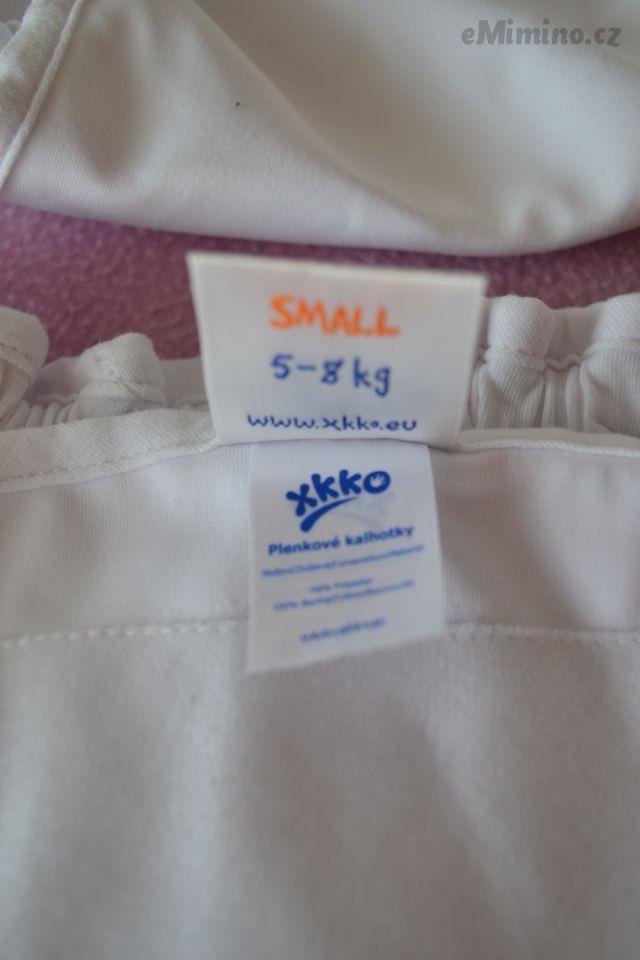 Подгузники многоразовые ХККО р.S 5-8 кг